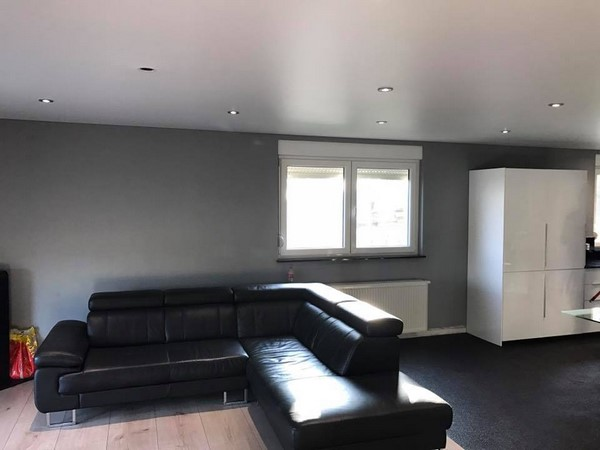 Plafonds tendus - APRES